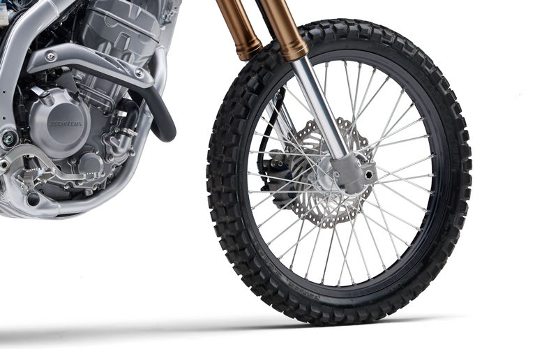 CRF250L front wheel