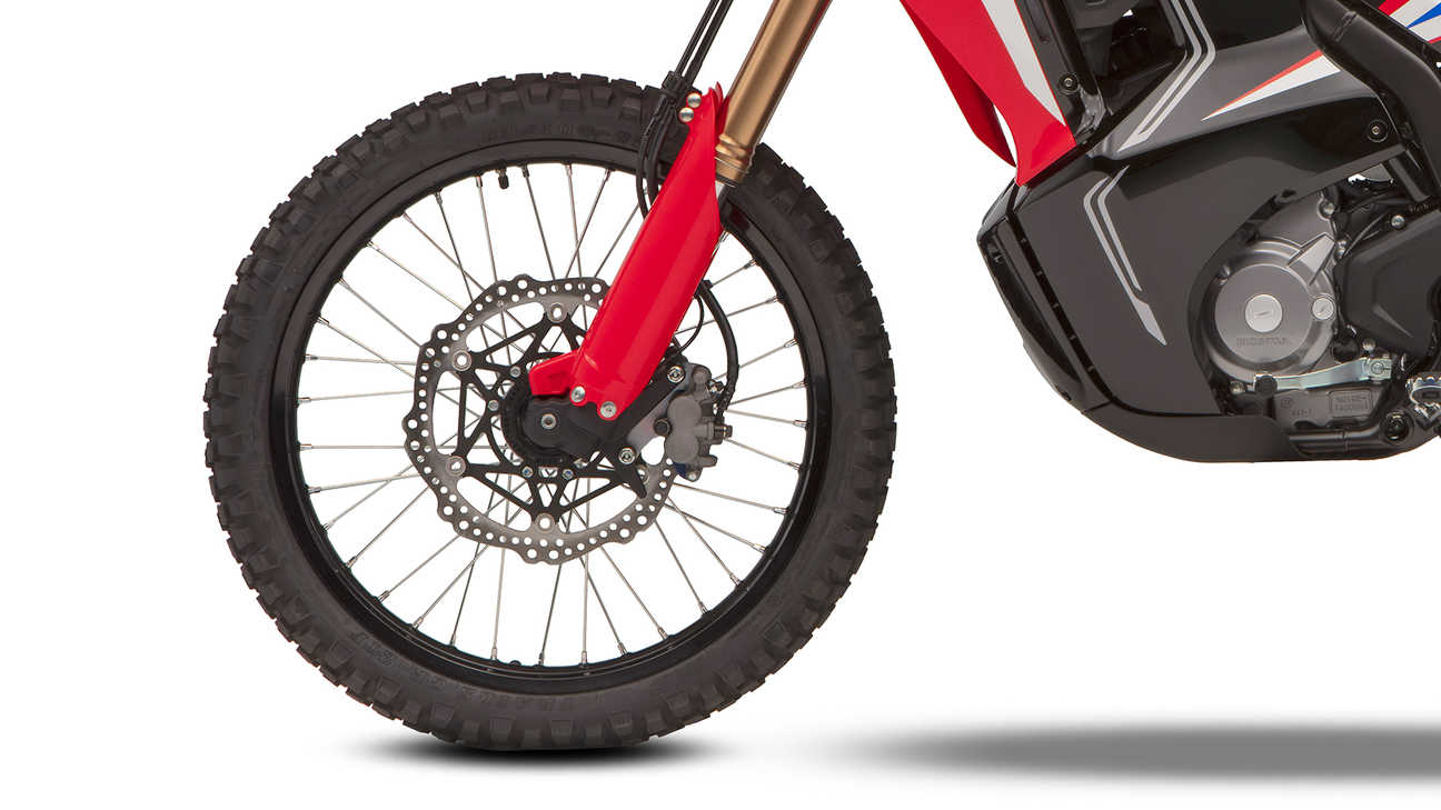 Honda CRF300 Rally Wheels fit for adventure