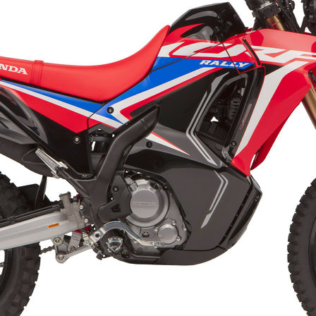 Honda CRF300 Rally More power, less weight
