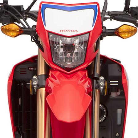 Honda CRF300L More powerful