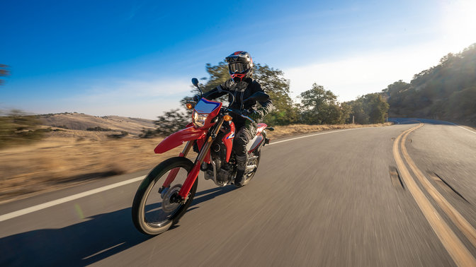 Honda CRF300L Ready for work and play