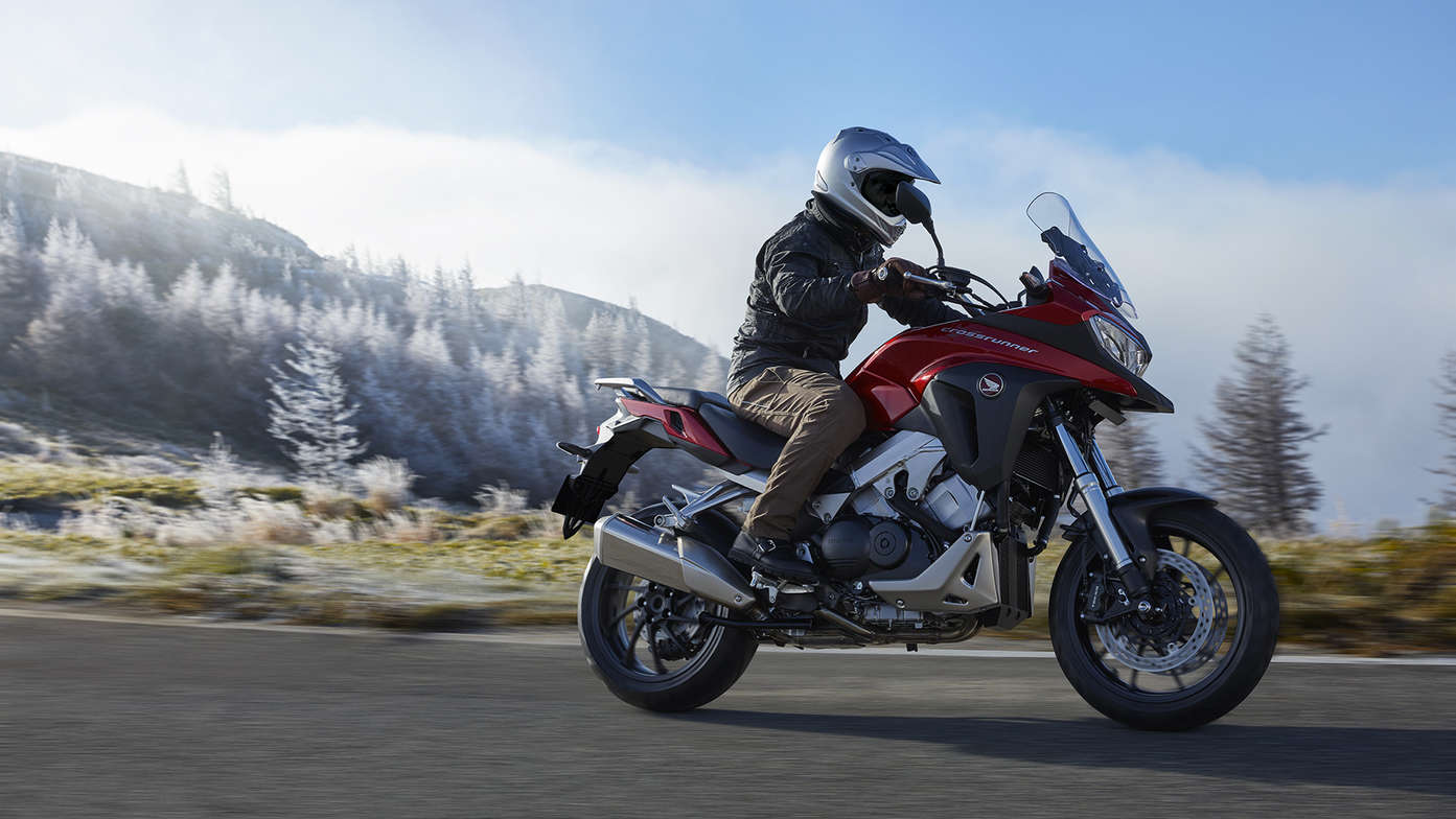 Overview Vfr800x Crossrunner Adventure Range Motorcycles Honda