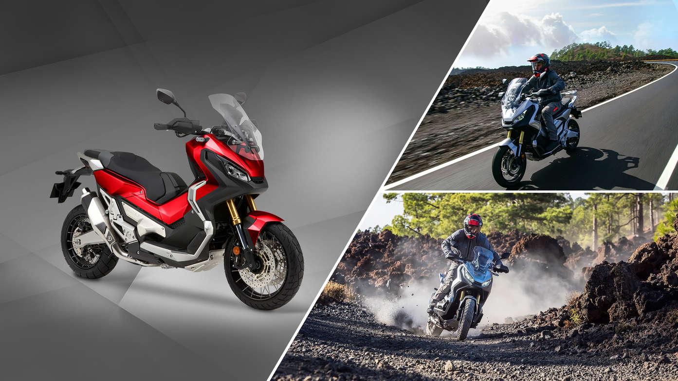 Honda X Adv 750cc Crossover Adventure Bike Uk 50cc Sport Every Road Is Your