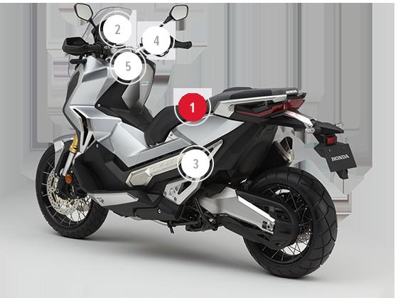 honda x adv 750cc crossover adventure bike honda uk. Black Bedroom Furniture Sets. Home Design Ideas