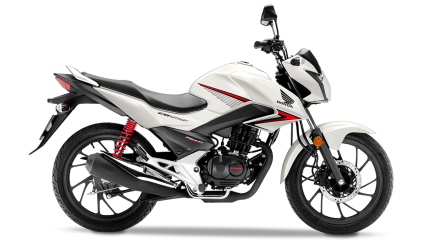 cb125f specifications key features pricing honda uk. Black Bedroom Furniture Sets. Home Design Ideas