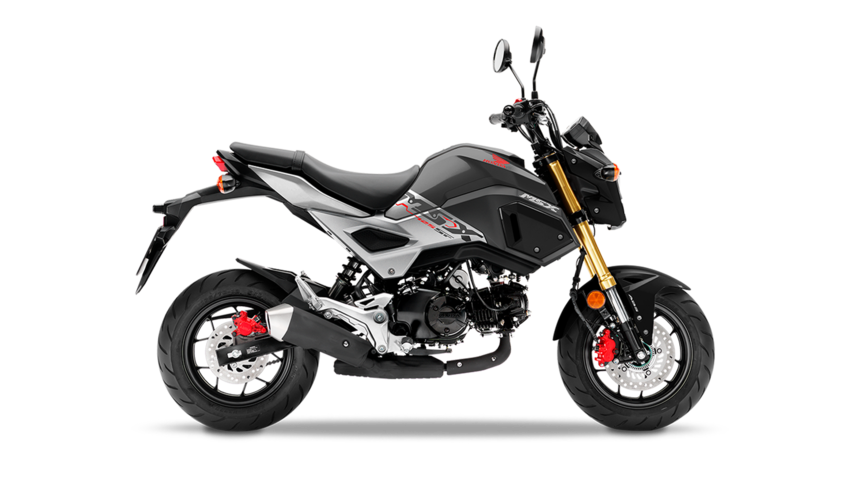 MSX125 Specifications, Key Features & Pricing | Honda UK