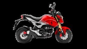 125cc Motorbikes Range   Fuel Efficient Bikes   Honda UK