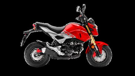 125cc Motorbikes Range | Fuel Efficient Bikes | Honda UK