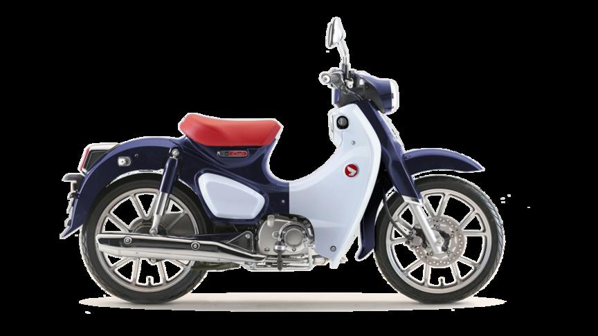 honda super cub c125 specifications 125cc motorcycles. Black Bedroom Furniture Sets. Home Design Ideas