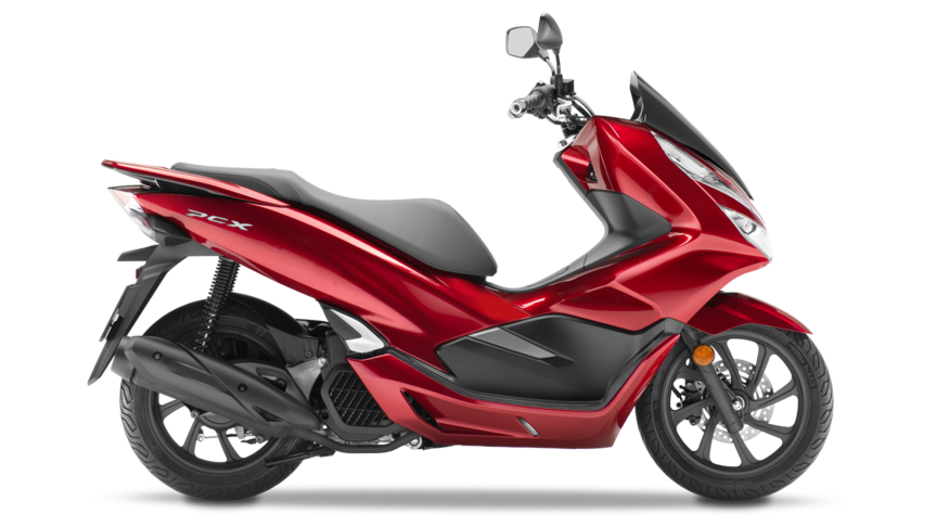 specifications pcx125 scooter range motorcycles. Black Bedroom Furniture Sets. Home Design Ideas