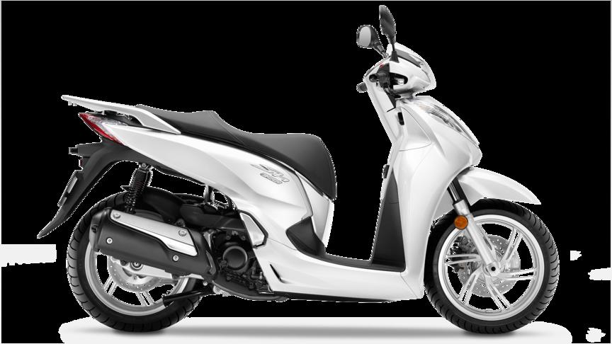 Specifications Sh300i Scooter Range Motorcycles Honda