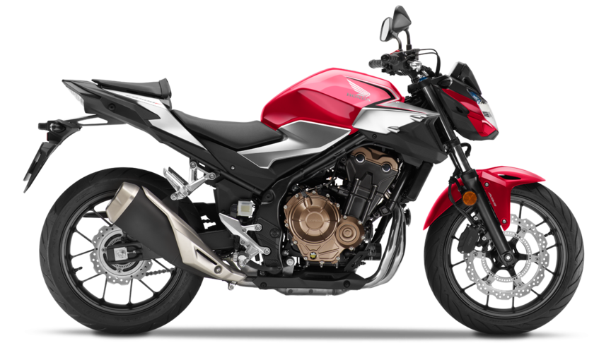 Specifications Cb500f Street Range Motorcycles Honda