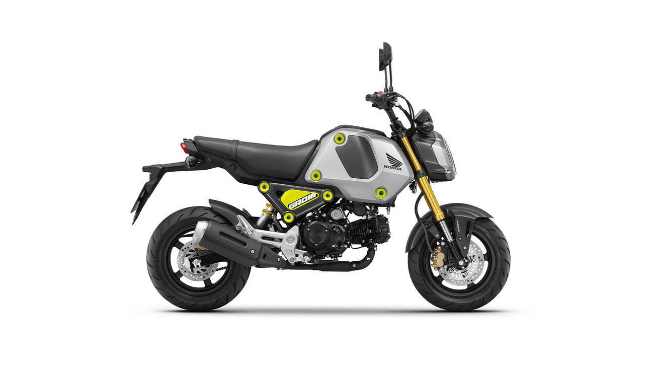 MSX GROM - This little bike has big dreams