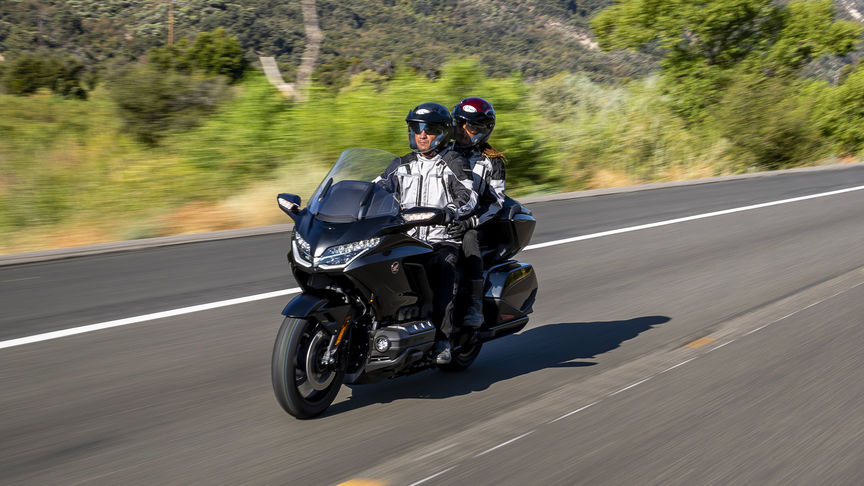 Honda Gold Wing Tour, The art of luxury touring