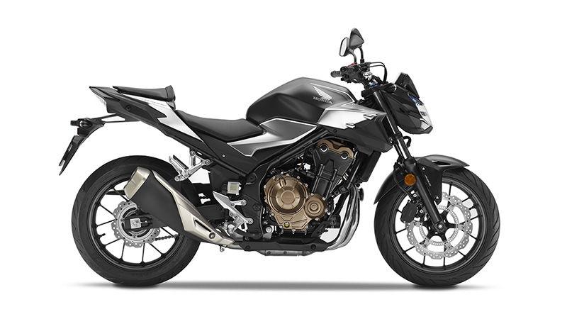 2019 Bikes Range Motorcycles Honda