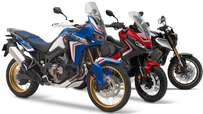 New Motorcycles Bikes Ride Your Dream Honda Uk