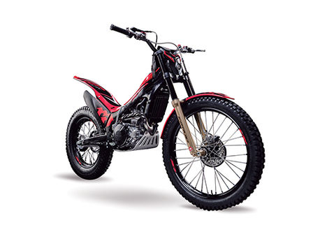 Three quarter right side Montesa Cota 300RR