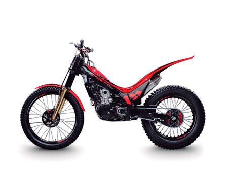 Left side Montesa Cota 300RR
