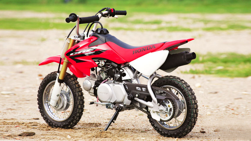 Crf50f 50cc Mini Dirt Bike Perfect For Kids Honda Uk