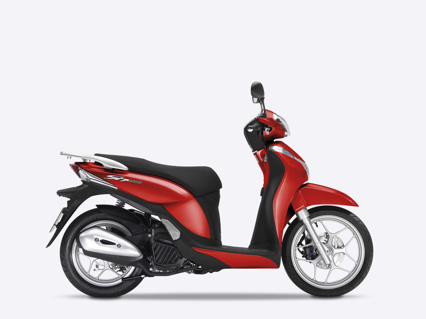 sh mode 125 lightweight practical scooters honda uk. Black Bedroom Furniture Sets. Home Design Ideas
