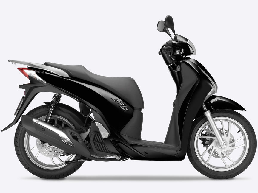 sh125i sleek agile scooters honda uk. Black Bedroom Furniture Sets. Home Design Ideas
