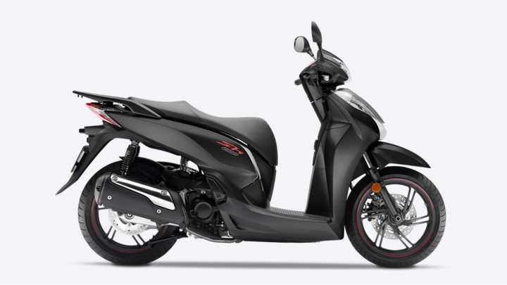 Honda SH300i | Stylish, Responsive Scooter | Honda UK