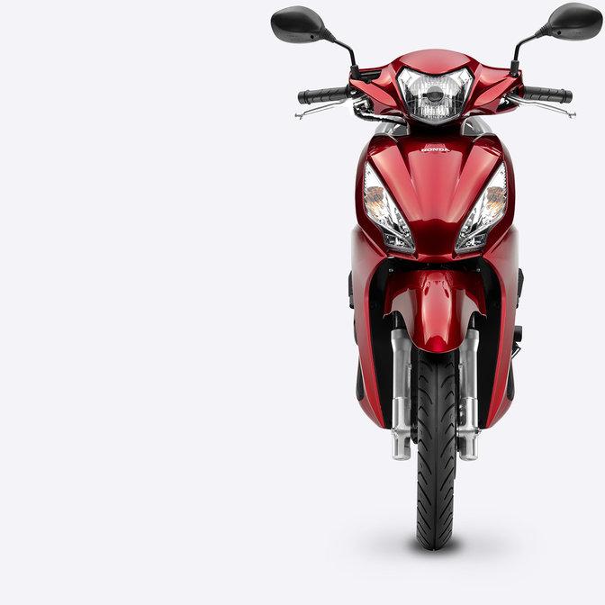 New Vision 110 Economical Amp Practical Scooter Honda Uk