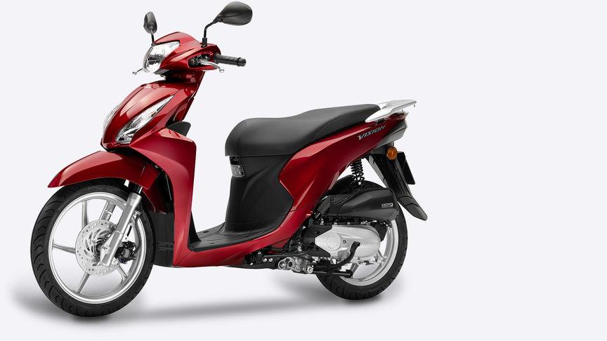 new vision 110 economical practical scooter honda uk. Black Bedroom Furniture Sets. Home Design Ideas