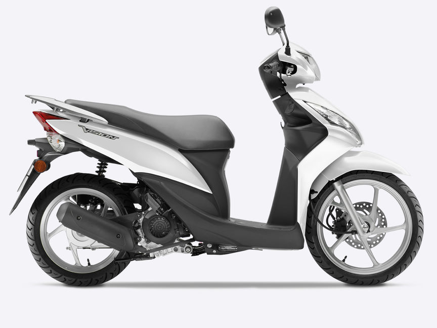 Honda Vision 50 Fun Amp Mobile 50cc Scooter Honda Uk