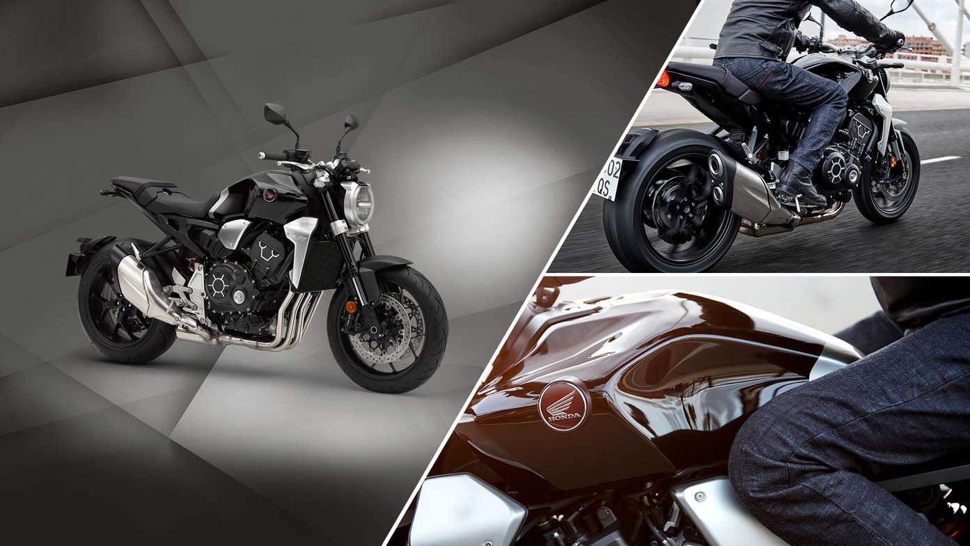 Cb1000r Neo Sports Café Street Motorcycle Honda Uk