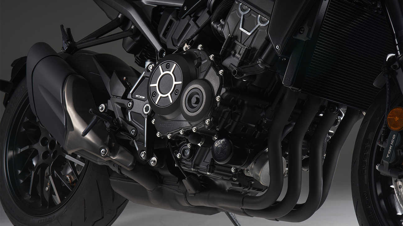 CB1000R Black Edition, Deep finish
