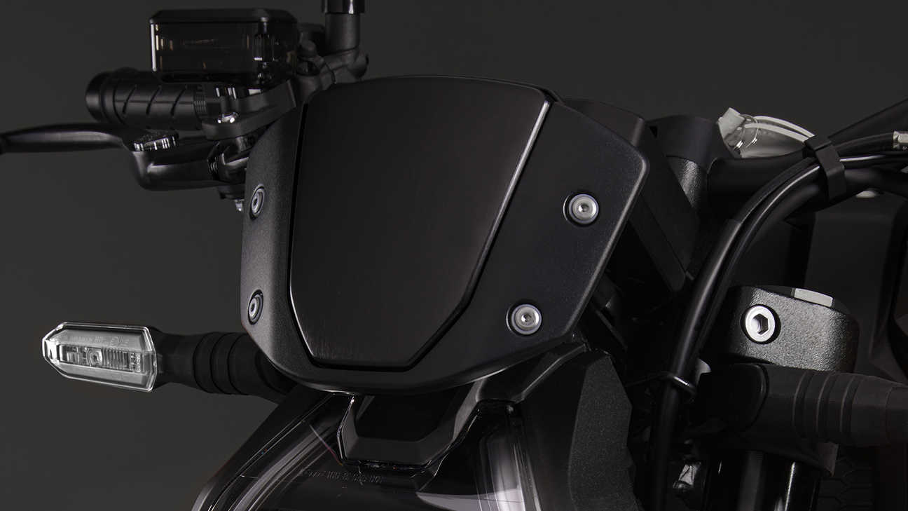 CB1000R Black Edition, Fly screen