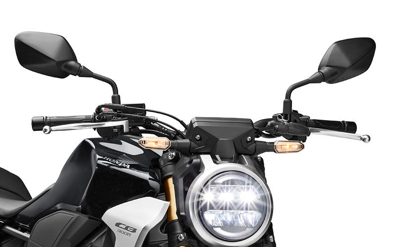 overview cb300r neo sports caf motorcycles honda. Black Bedroom Furniture Sets. Home Design Ideas