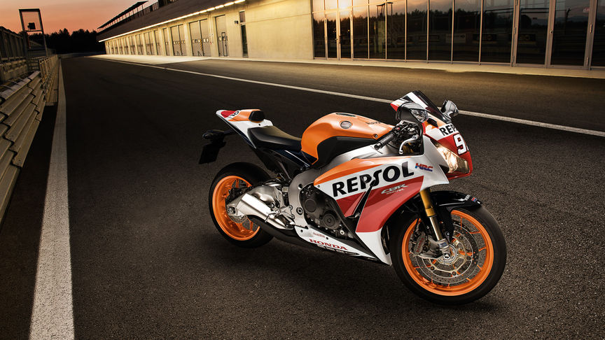 Super Sport, CBR1000RR Fireblade SP, Location, Dynamic