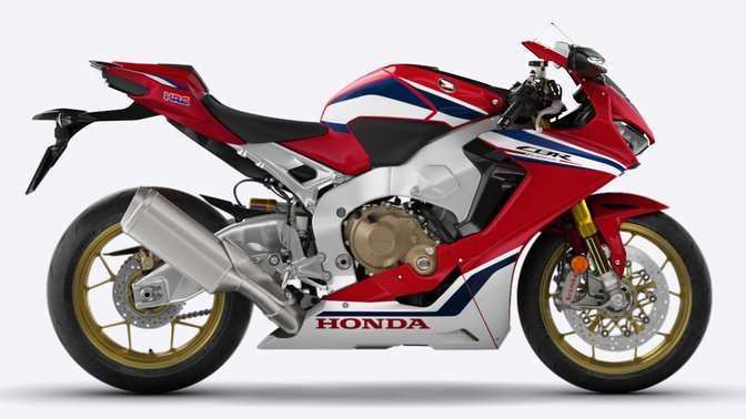 CBR1000RR Fireblade SP right side