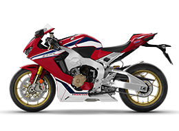 CBR1000RR Fireblade SP left side