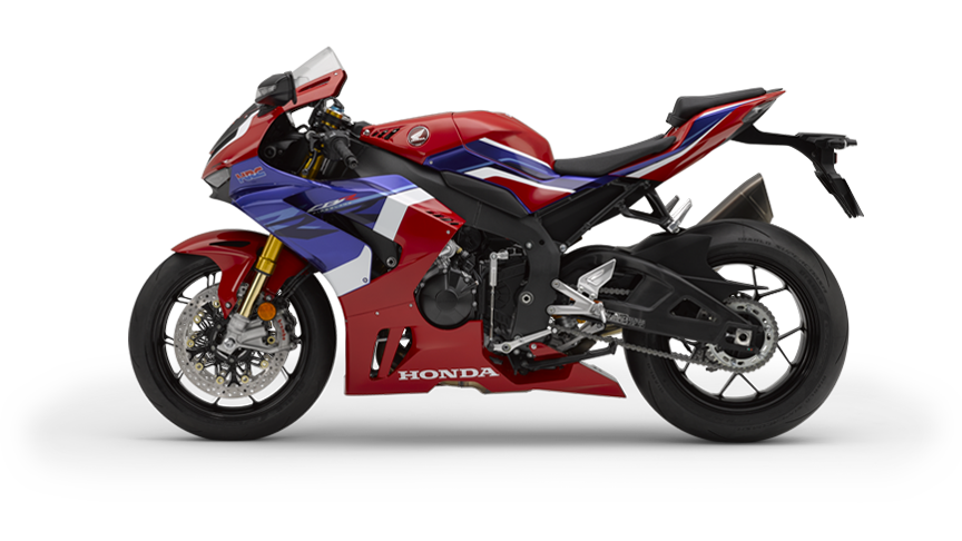 Honda CBR1000RR-R Fireblade SP, left side, tricolor model