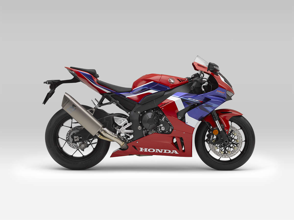 Honda CBR1000RR Fireblade, right side, tricolor model