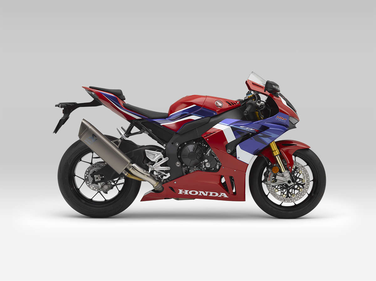 Honda CBR1000RR-R Fireblade SP, right side, tricolor model