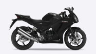 CBR300R Super Sport Studio black side