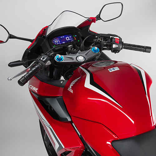 Overview – CBR500R – Super Sport – Range – Motorcycles – Honda