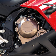 CBR500R bronze engine case