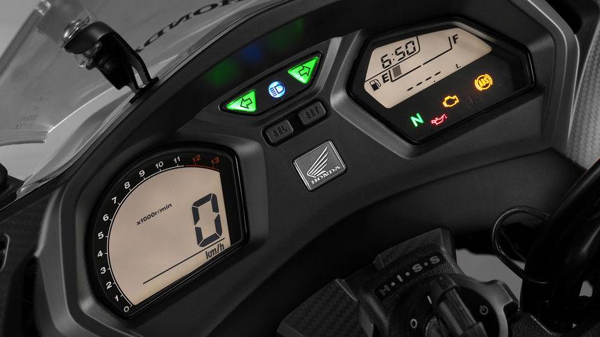 Led Lights For Motorcycle >> Honda CBR650F | Super Sport & Street Motorcycles | Honda UK