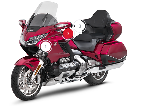 Honda Gold Wing Overview | Touring | Honda Motorcycles