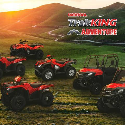 TRX250M Fourtrax   Light Work Farming ATVs   Honda UK