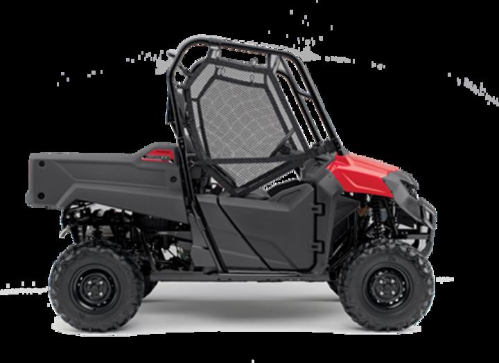 Pioneer UTV | 2 & 4 Seater Utility Terrain Vehicles | Honda UK