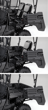 pioneer utv   seater utility terrain vehicles honda uk