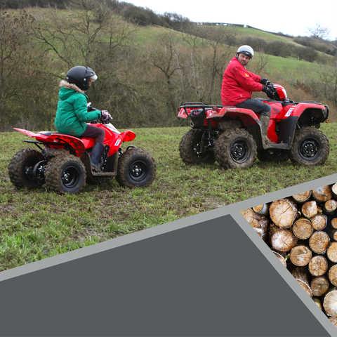 Sportrax 90cc | Kids ATV, Ideal for Beginners | Honda UK