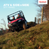 ATV & SIDE X SIDE 2017 Range Brochure
