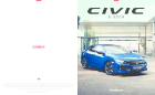 Civic 5 DOOR Brochure 2019